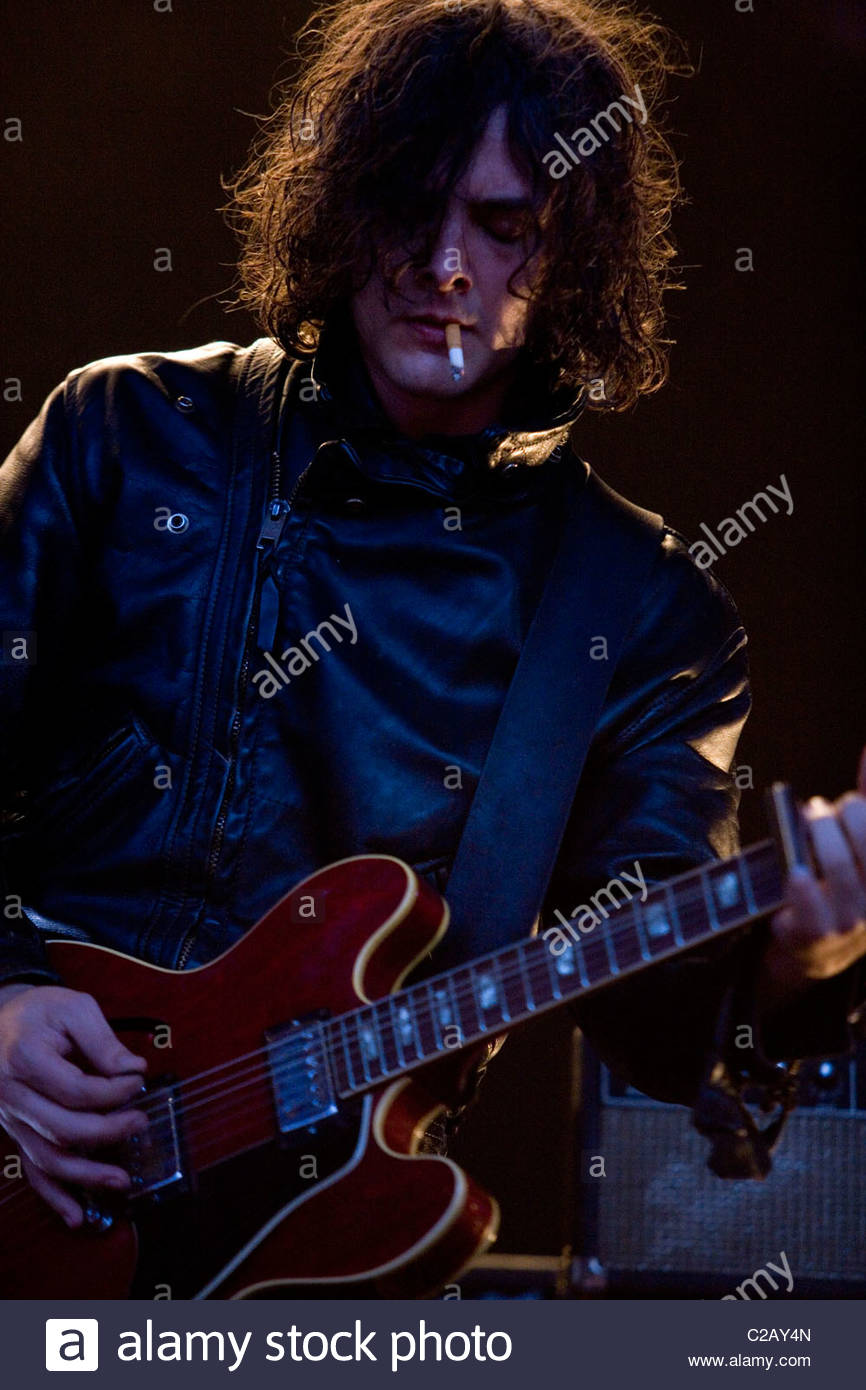 Photo of Stock Photo – Black Rebel Motorcycle Club rock out for Vodaf…