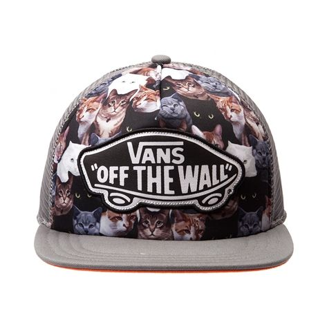 cb317f5be3 Shop for Vans x ASPCA Classic Patch Cat Trucker Hat in Multi at Journeys  Shoes. Shop today for the hottest brands in mens shoes and womens shoes at  ...