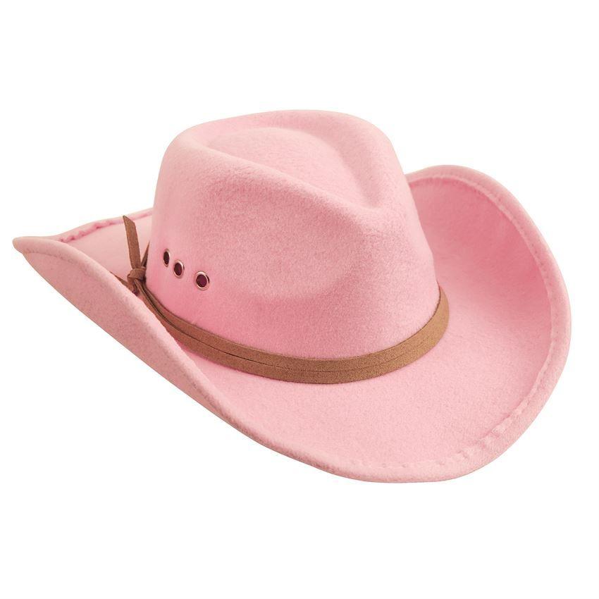 Kids Pink Cowboy Hat  eff6910d66f