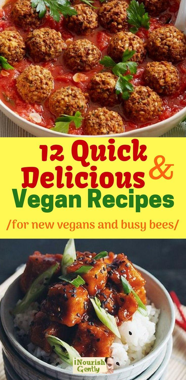 New Vegan Recipes