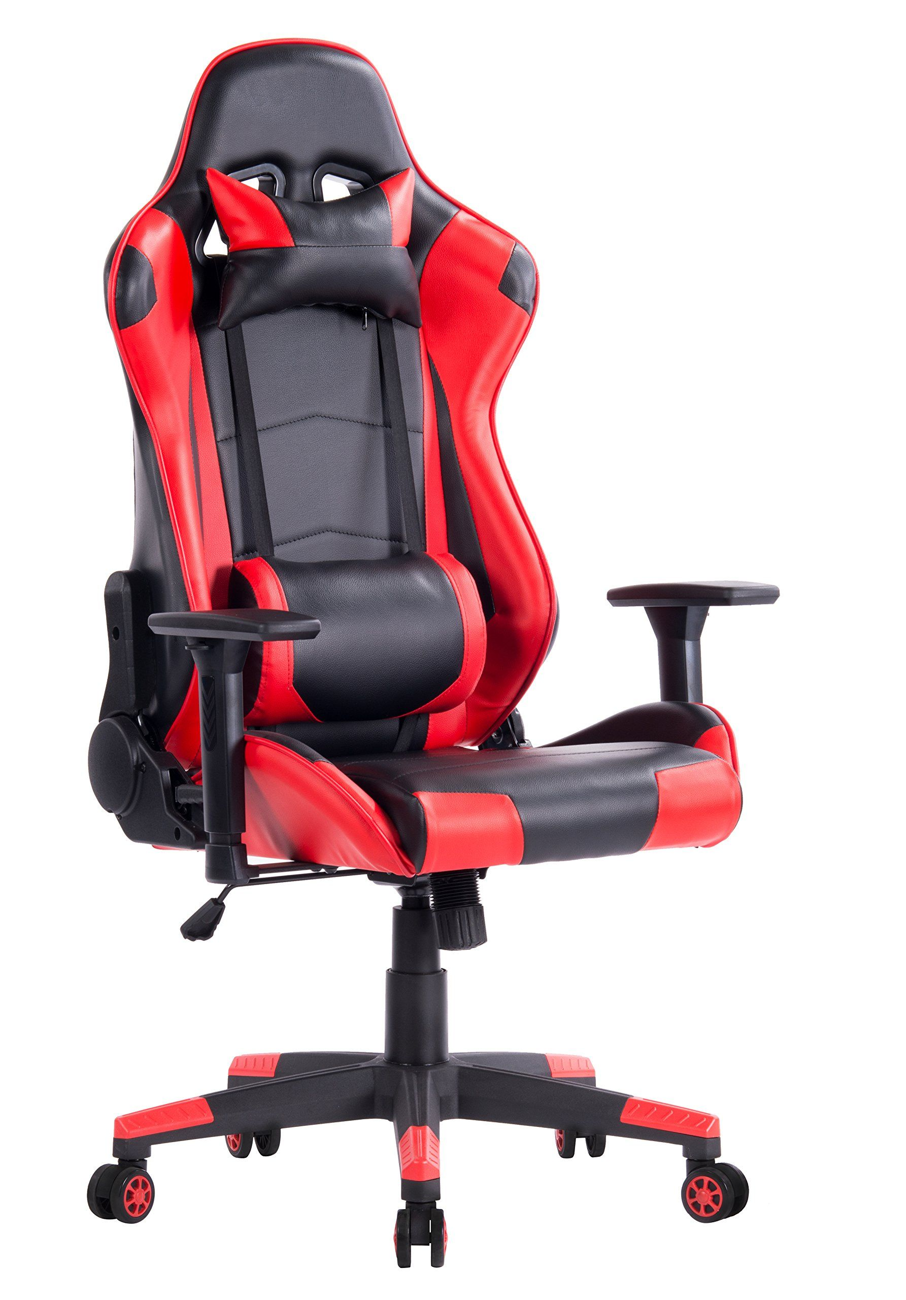 killabee racing style gaming chair big and tall 400lb e sports