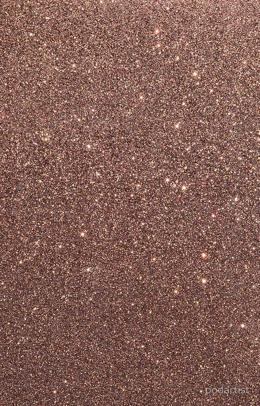 Bronze Burnished Metallic Brown Glitter Wallpaper Backgrounds Iphone Sparkles Background