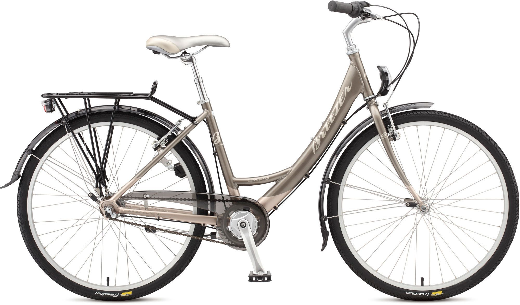 Breezer Uptown 3 | Cycling Chic | Pinterest | Cycle chic, Menlo park ...