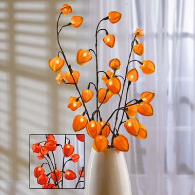 (Bedroom) Chinese Lantern Lights - Autumn/Winter