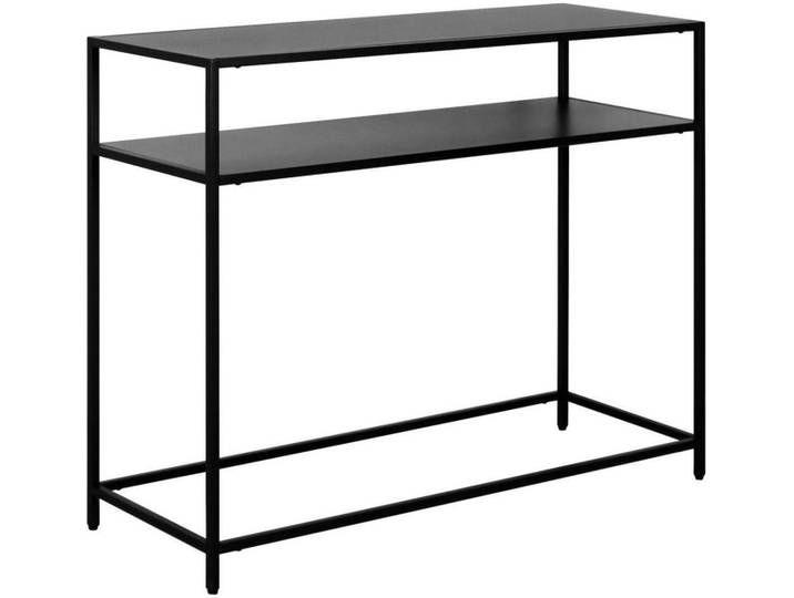 Livetastic Tisch Schwarz B H T 35 79 100 In 2020 Home Decor