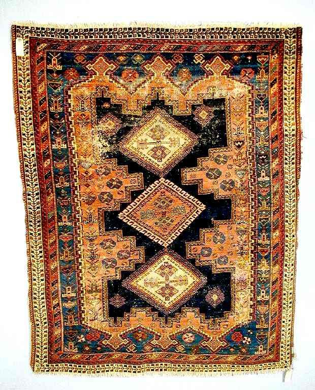 Lot 246 Afshar Rug Kerman Area South Central Persia About 1900 4ft