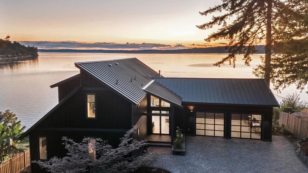 imagine stunning views an open living space and decor details that rh pinterest ch
