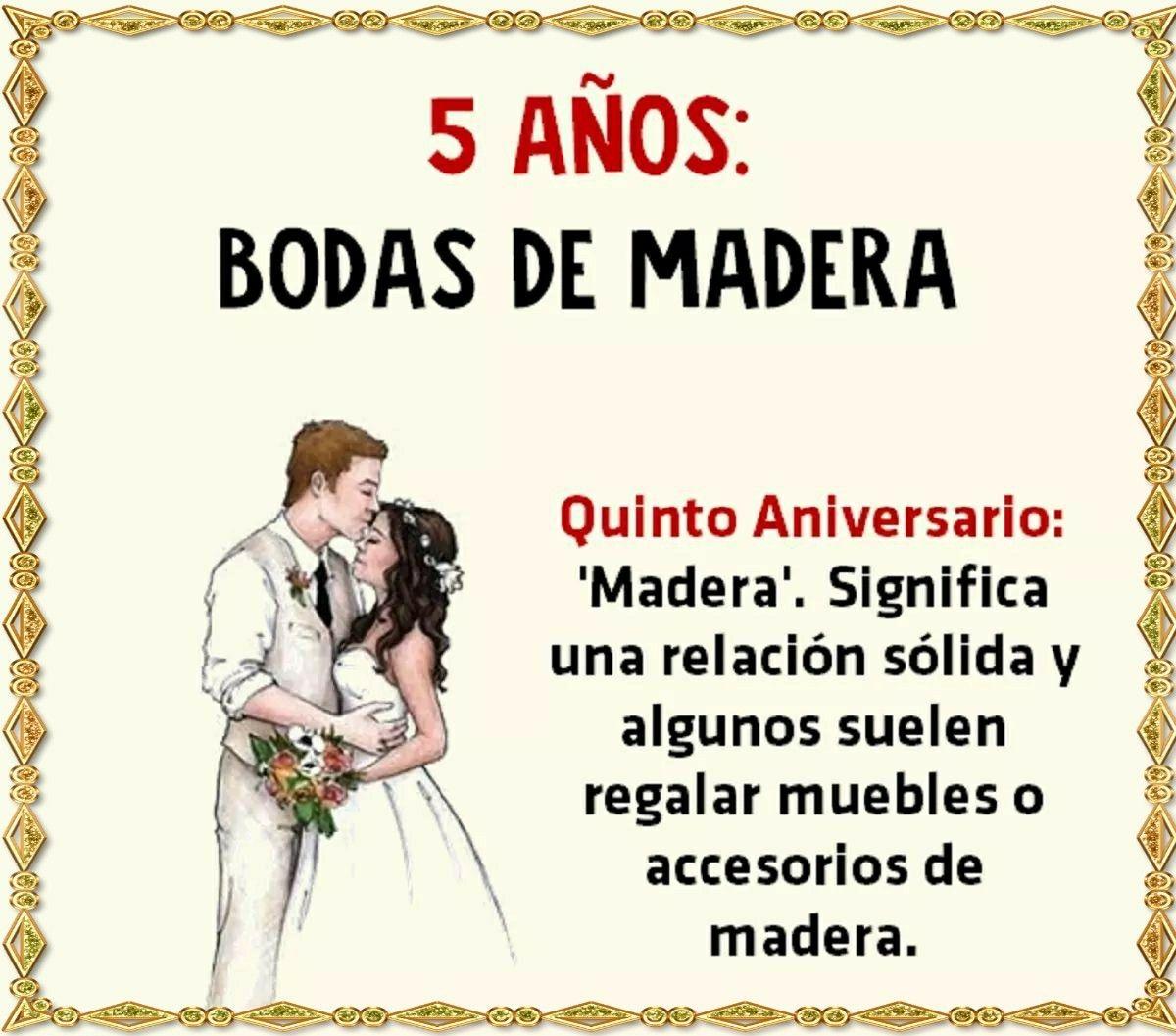 Aniversario5 Feliz Aniversario De Bodas Aniversario De Bodas