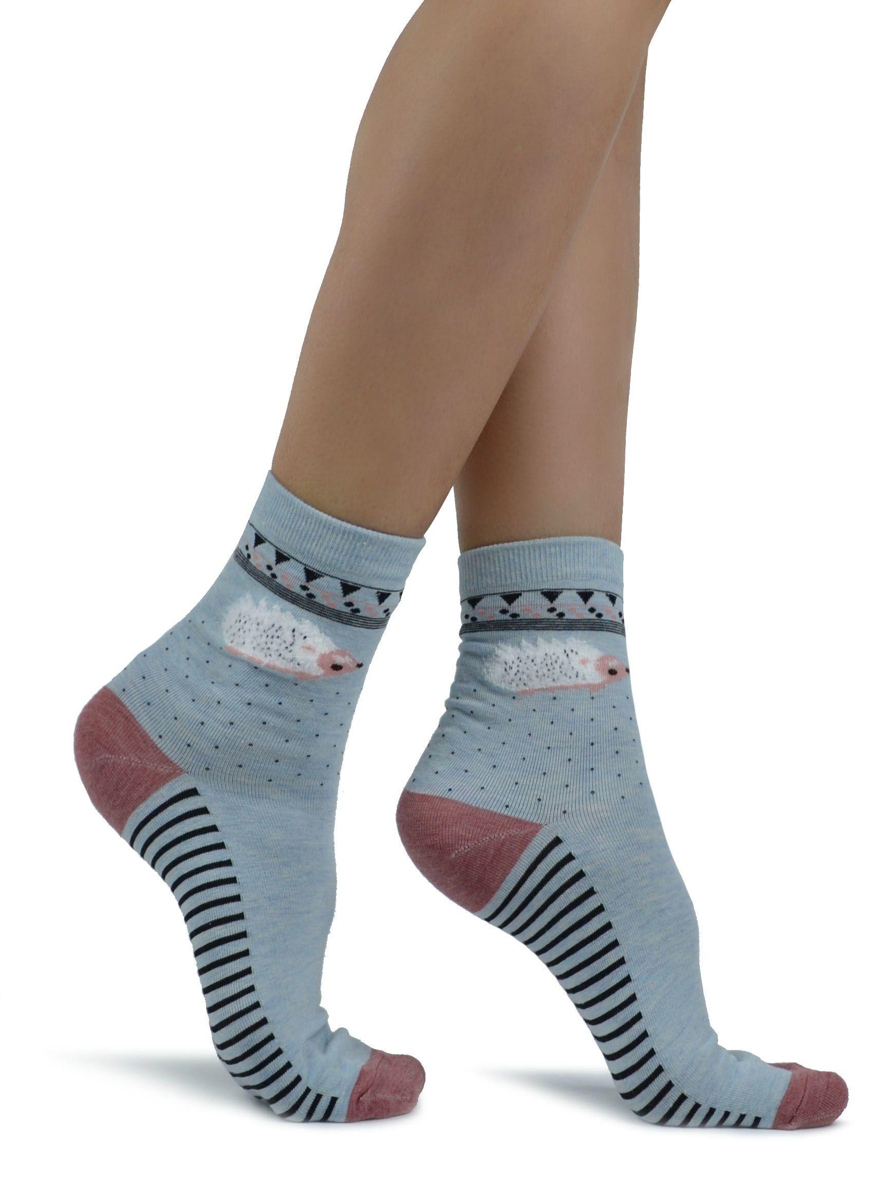 Damen Baumwollsocken Mit Flauschigen Hengehoges In 4 Farben Baumwollsocken Braune Strumpfhose Und Socken