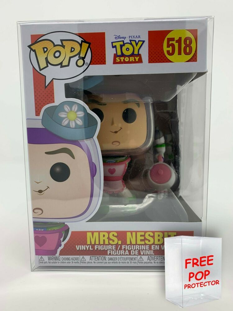 Nesbitt Funko POP Disney Vinyl Figure #518 Toy Story Mrs