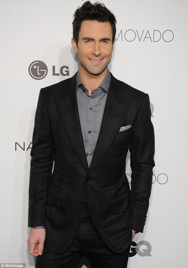 Scientists Say Adam Levine S Face Is The Height Of Masculinity