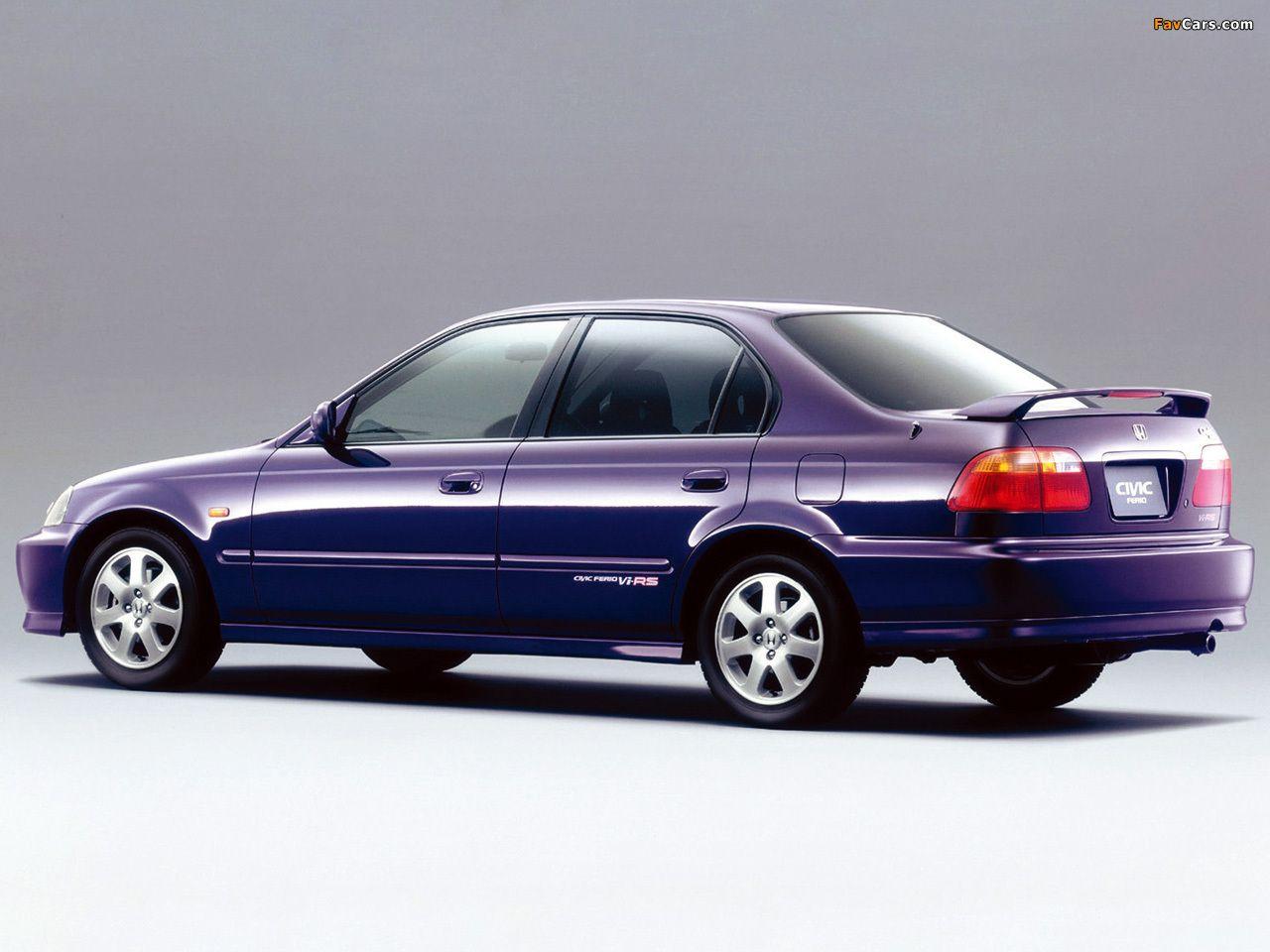 Honda Civic Ferio: specifications and description of models of three generations of Japanese sedan