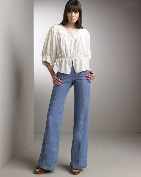 1960s-clothing-fashions-bell-bottom-pants.jpg (451×564)   I'm over ...