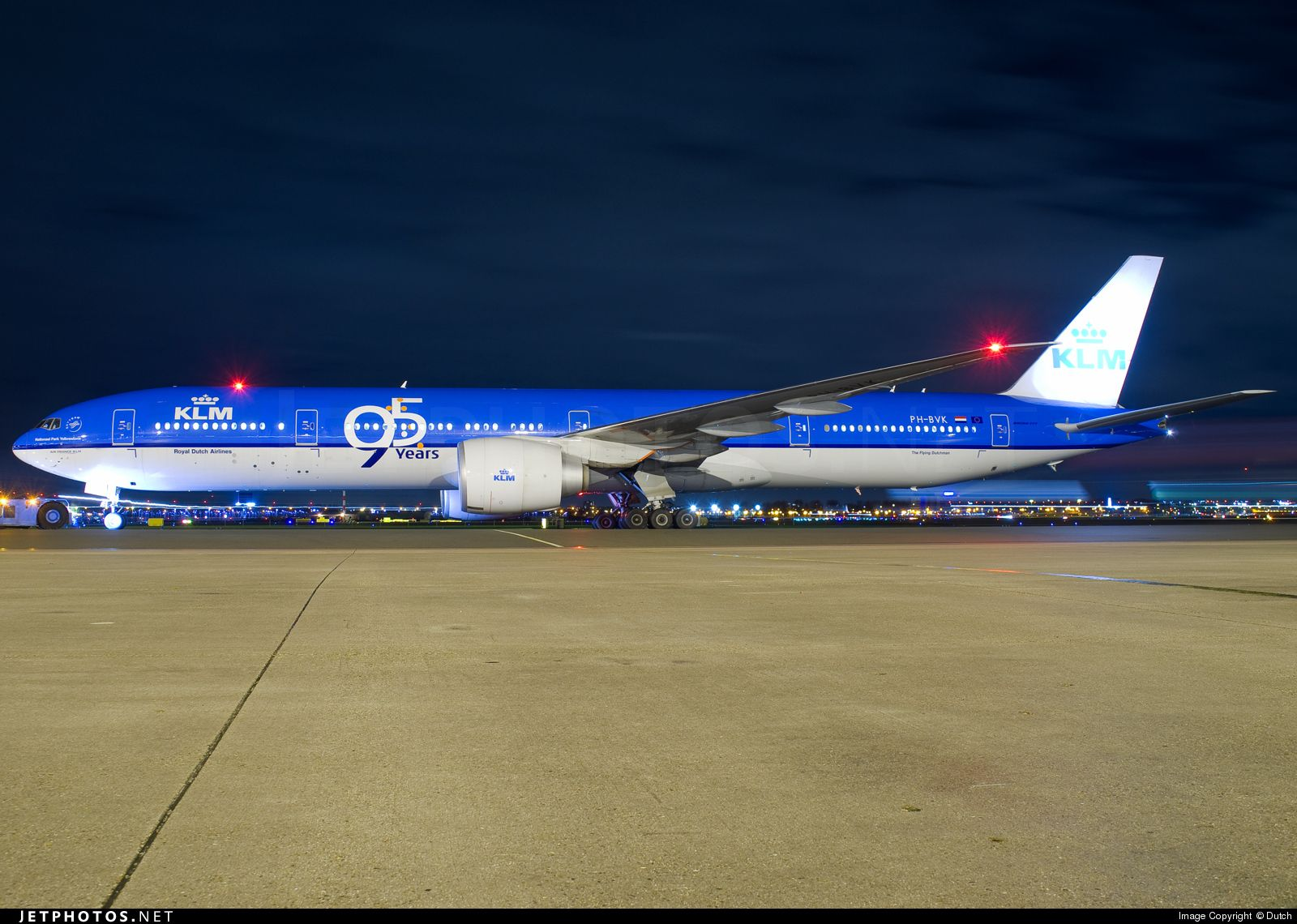 Boeing 777-306ER PH-BVK 42172 Amsterdam Schiphol Airport - EHAM