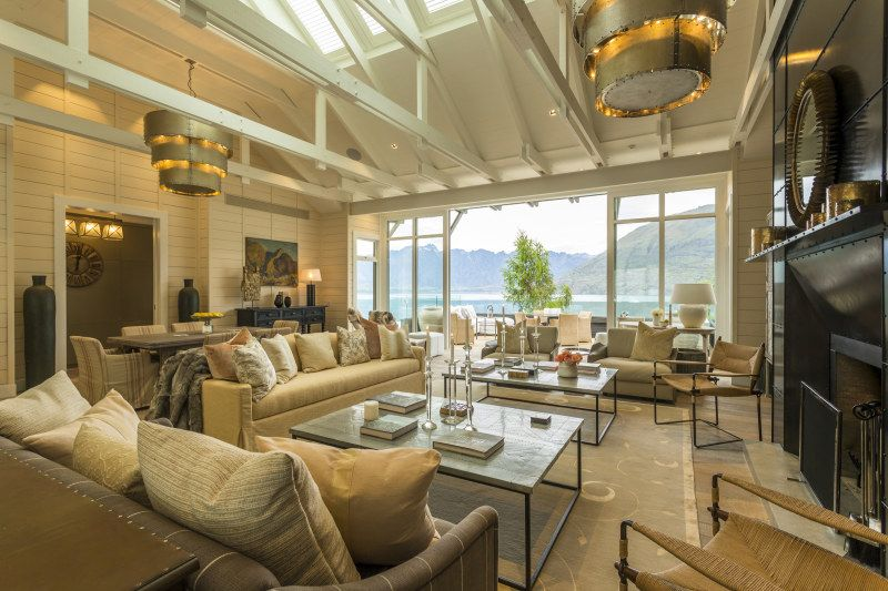 Matakauri Lodge, Queenstown, New Zealand | The views from these 10 hotels will blow you away http://aol.it/1Pdw1iV