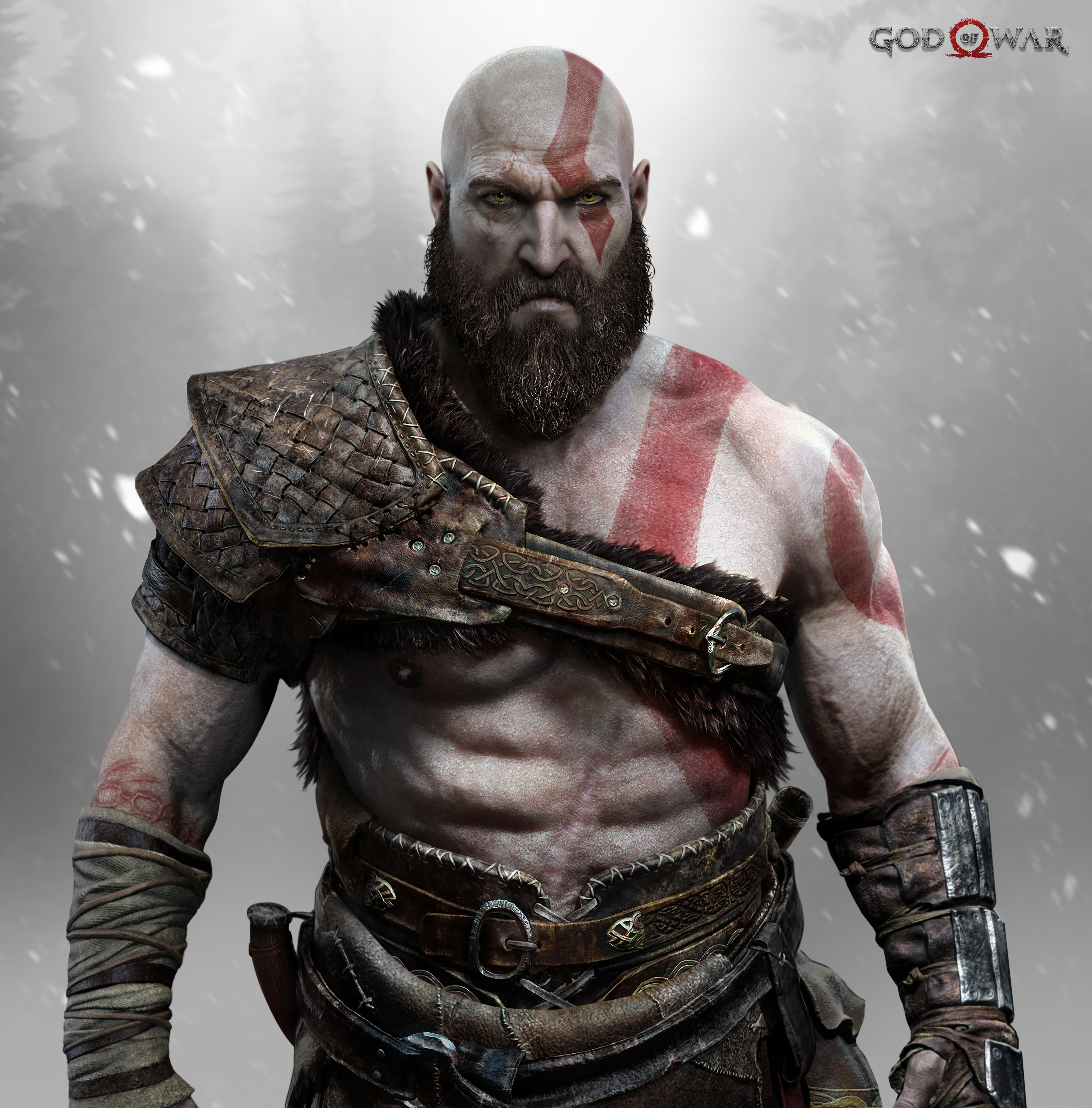 Check Out This Behance Project God Of War 4 A New Beginning