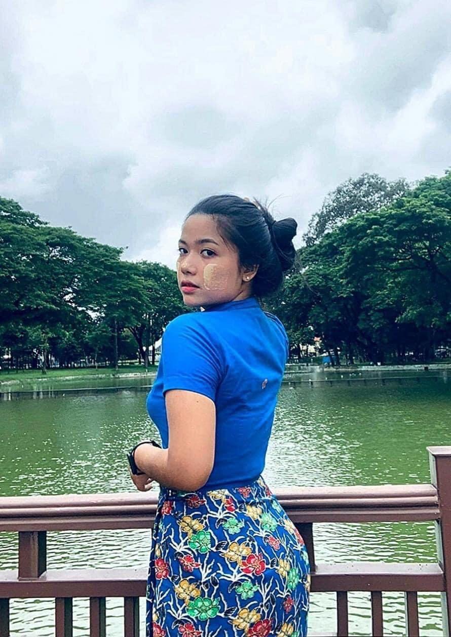 Pin on Beautiful Myanmar Models & Actresses