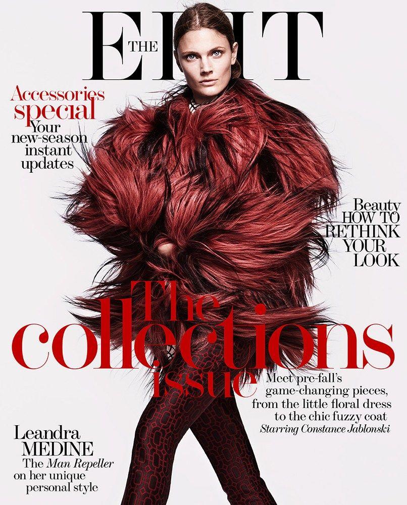 fashion designer cover letter%0A Constance Jablonski  The Edit Magazine  United Kingdom     July