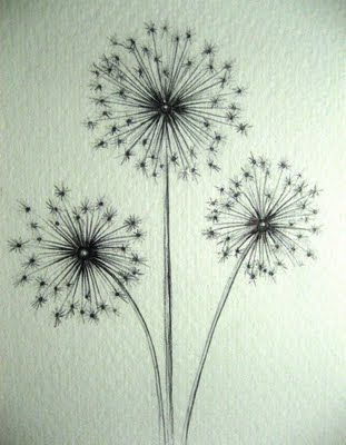 I Just Like It And It S Meanings Http Www Whats Your Sign Com Symbolic Dandelion Meanings Html Dandelion Art Flower Drawing Dandelion Drawing