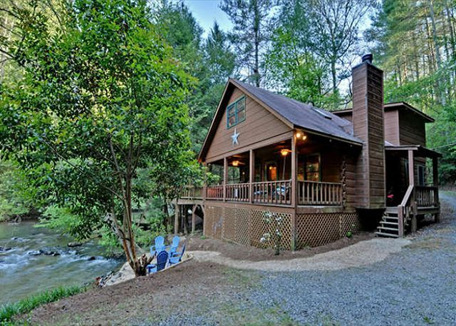 Ellijay Ga United States Water S Edge Georgia Cabin Rentals