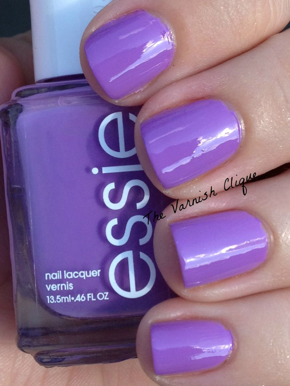 Essie - Play Date. Love this color! | nailed it | Pinterest ...