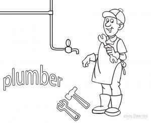 community helpers coloring page.html