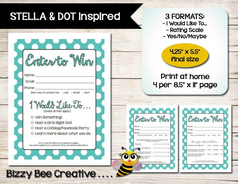 Bee door prizes