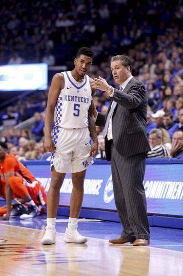 Kentucky Vs South Carolina 1 21 17 College Basketball