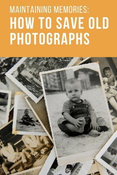Maintaining Memories: How to Save Old Photographs   DIY Craft Ideas   Home Making Tips   Need To Know Life Hacks   Do It Yourself Crafts
