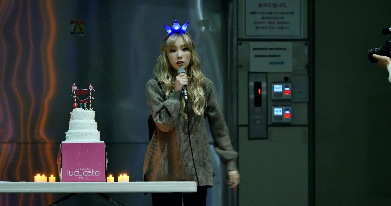 Girls Generation Graphy :: 151101 태연의 아주 특별한 하루 퇴근길