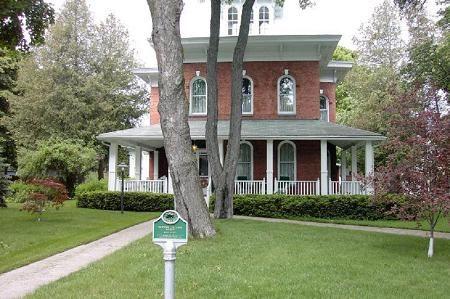newton allaire house 1871 victorian cheboygan michigan newly rh pinterest com