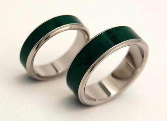 Titanium Ring Wedding Ring Jade Ring Mens Ring Women S Rings