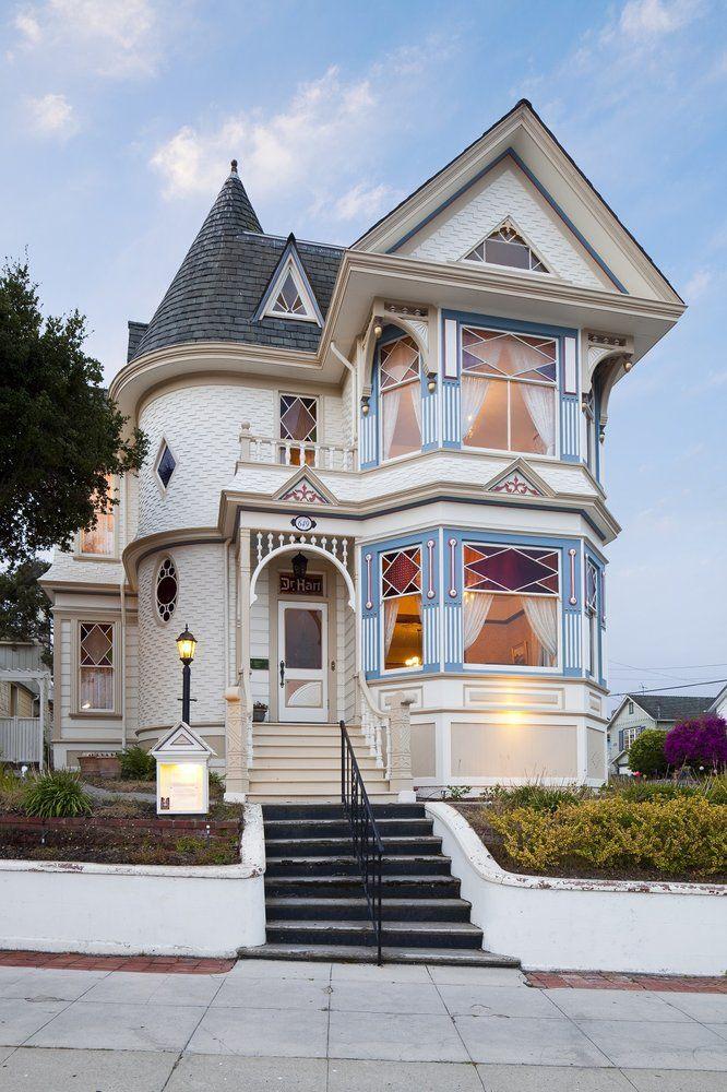 San Jose Monterey Map%0A California  Monterey County  Pacific Grove  Hart Mansion  built