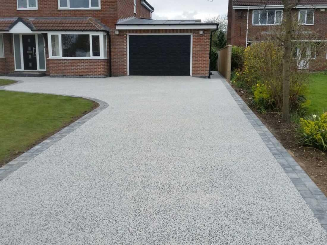 Image Result For Resin Driveways Before And After