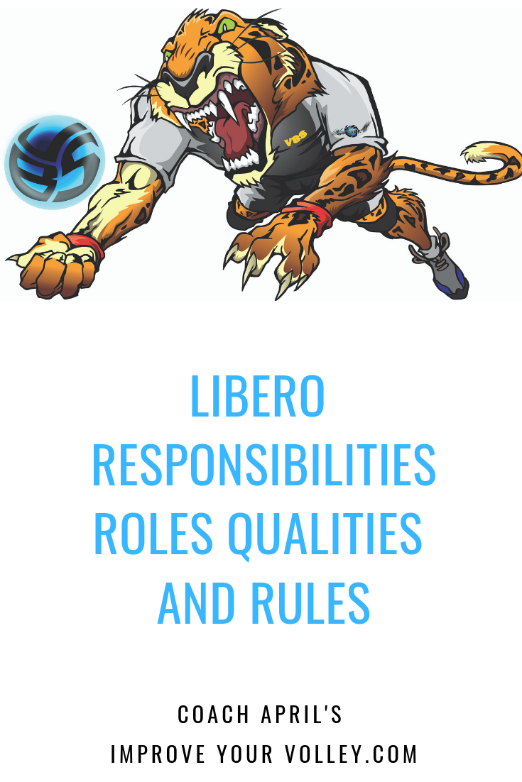 Libero Volleyball Player Responsibilities Roles Qualities And Rules Libero Volleyball Volleyball Volleyball Positions