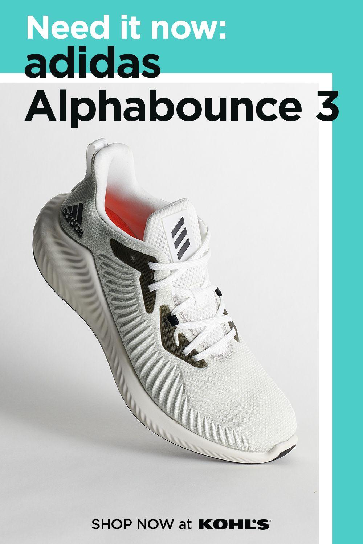adidas alphabounce kohls