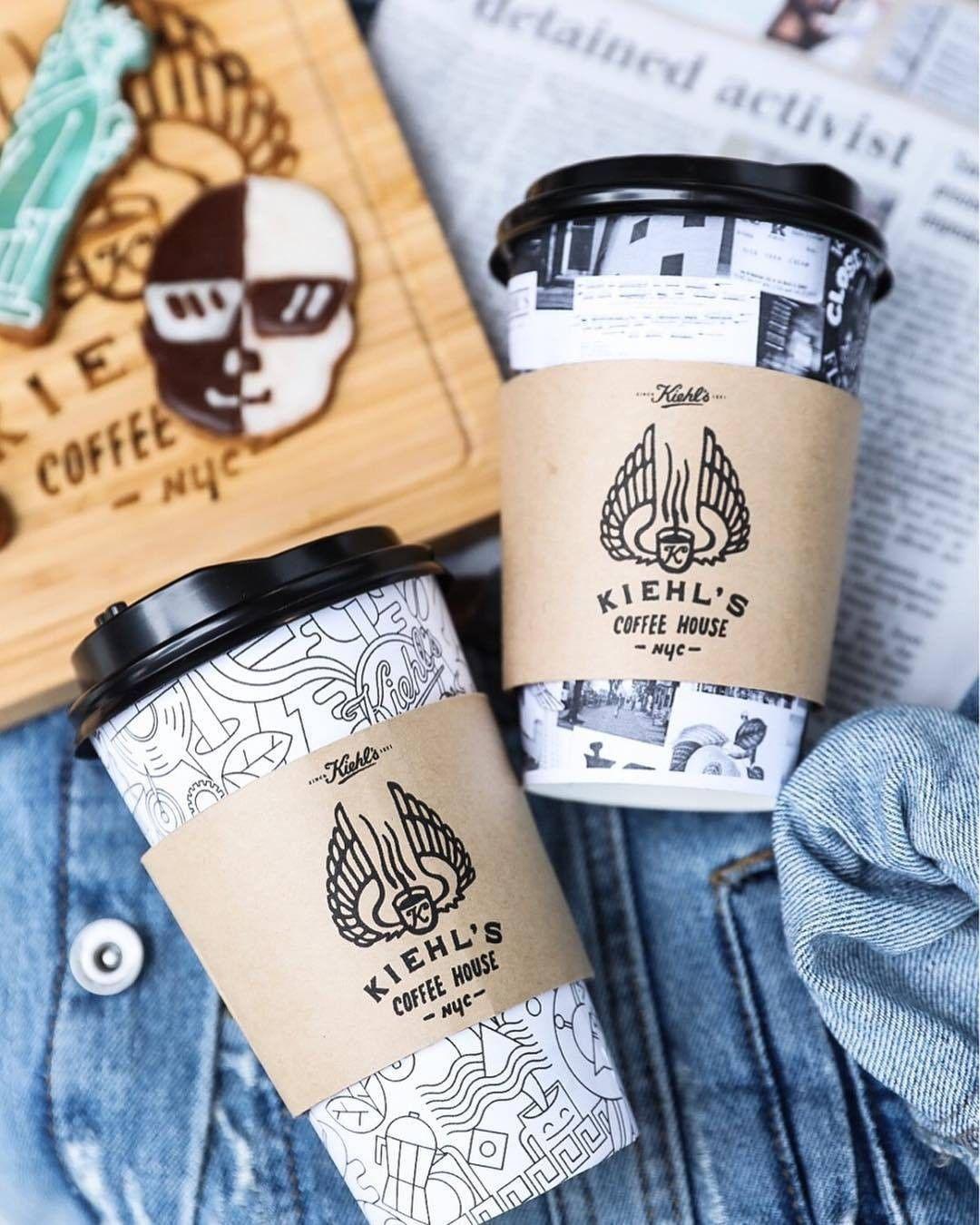 【世界咖啡日限定優惠☕】 這週有空就來 Kiehl's 喝一杯咖啡吧✨ 即日起至10/6(日),咖啡飲品享8折優惠🎉 Kiehl's用最香醇濃郁的咖啡,與你同慶世界咖啡日! *此優惠不得與其他優惠並行 *Kiehl's Coffee House保留活動說明之權利