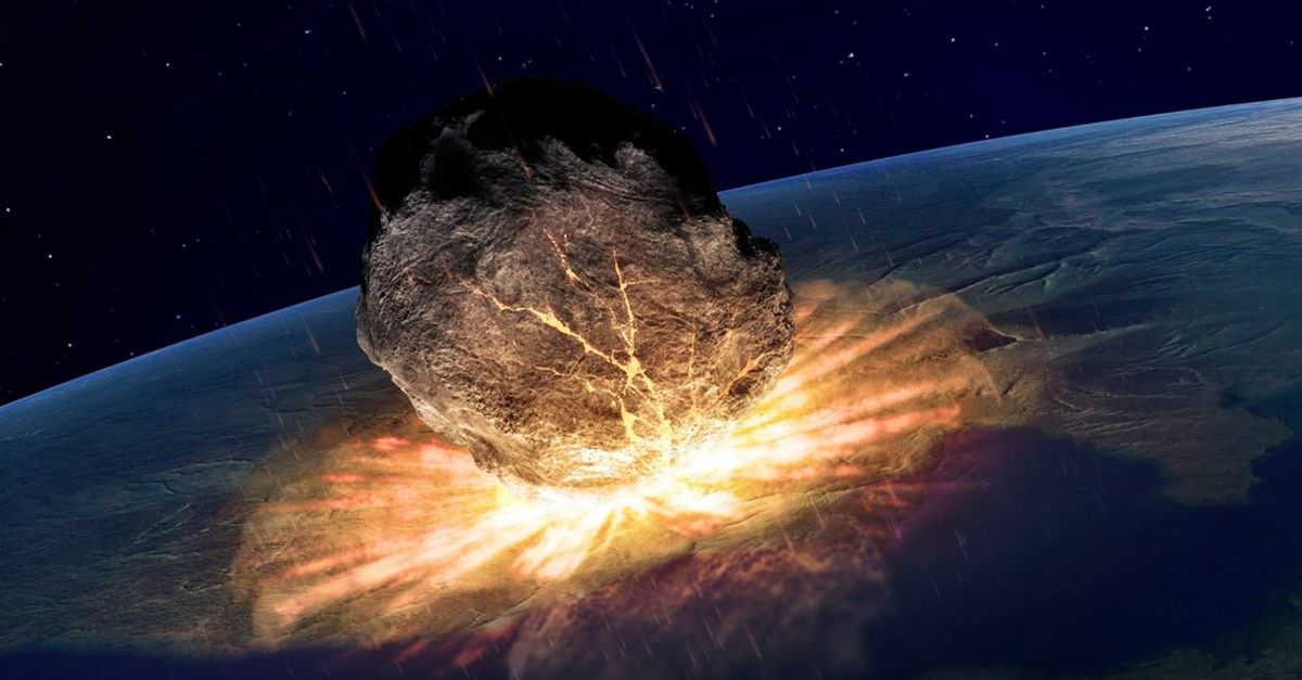 The Swinging Space Rock Was Roughly The Same Size As The Asteroid That Struck Chelyabinsk Russia In 2013 Nasa Earth Planetary