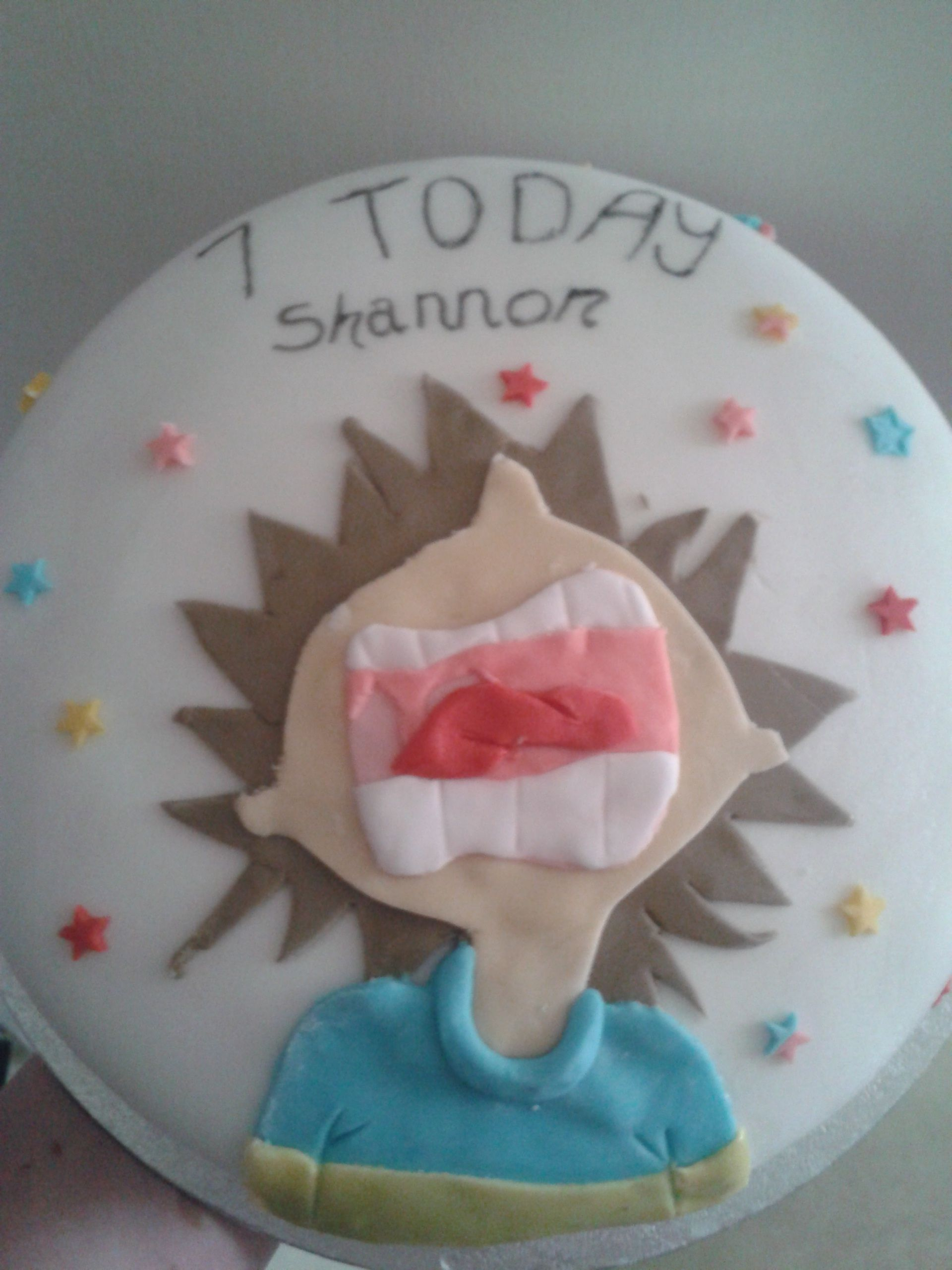 Horrid Henry Cake X Gem Creative Cakes