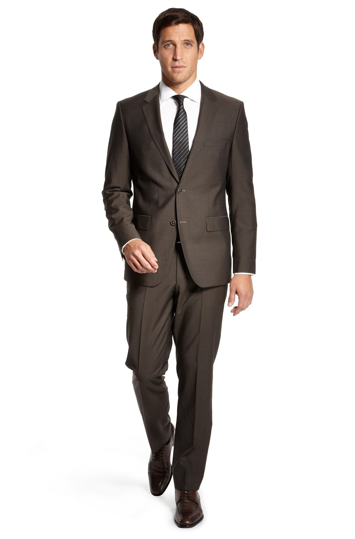 The Brown Suit: Less common, but certainly stylish. Probably not ...