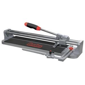 Brutus 20 In Rip Porcelain And Ceramic Tile Cutter Discontinued 10552 The Home Depot Tile Cutter Ceramic Tiles Tile Tools