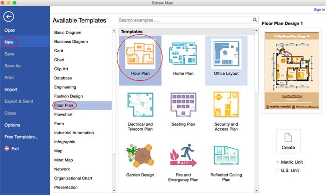 create floor plans on mac   create floor plan, how to plan, floor plans  pinterest