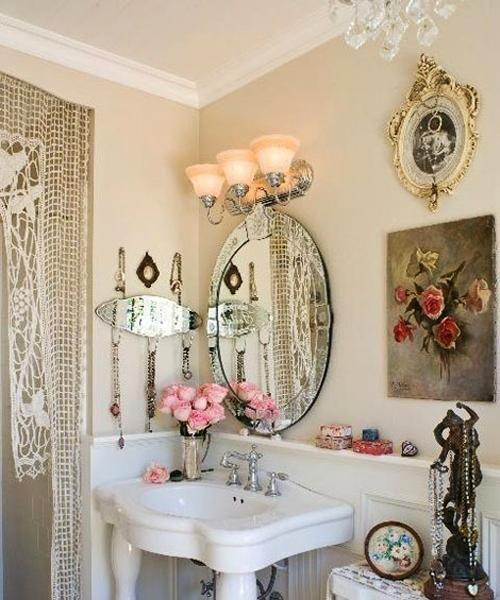 Ordinaire 25 Shabby Chic Decorating Ideas To Brighten Up Home Interiors And Add  Vintage Style