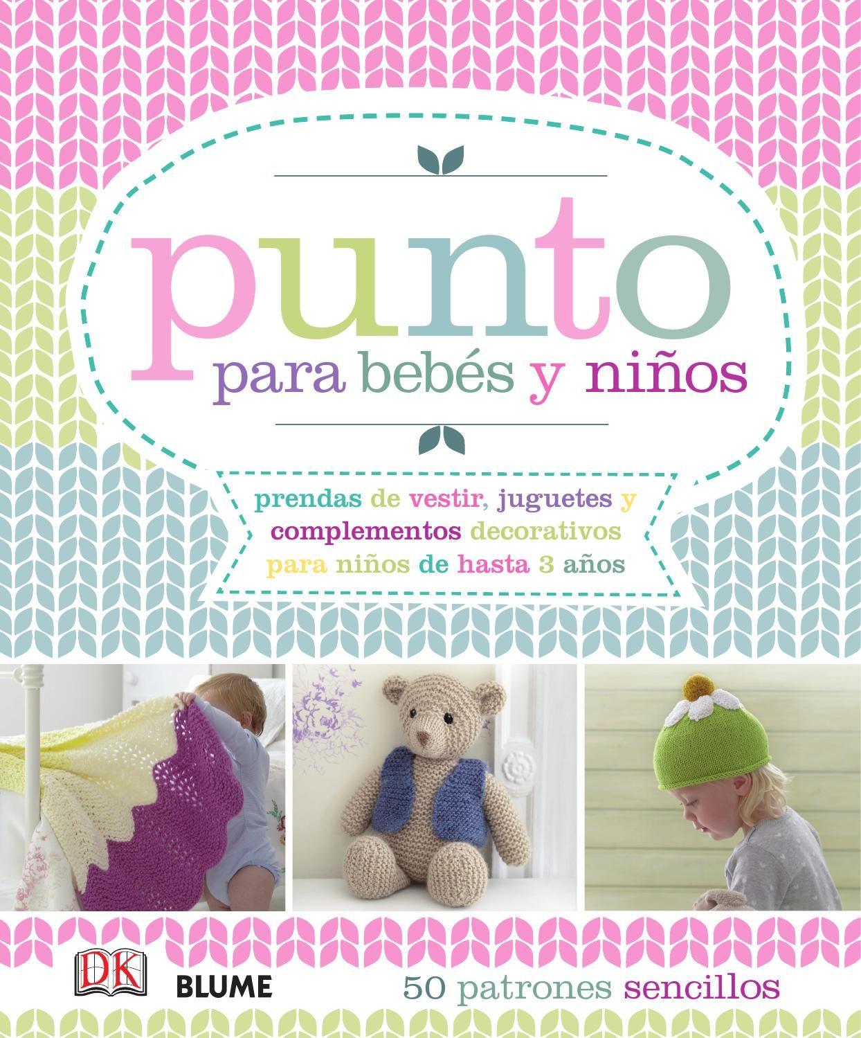 Punto para bebés y niños | Revistas de Tejido | Pinterest | Bebe ...