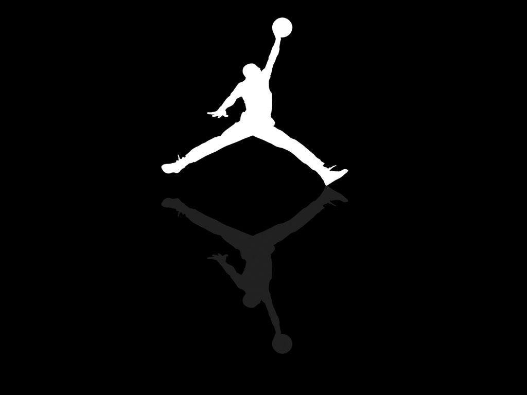 all air jordan logos wallpaper