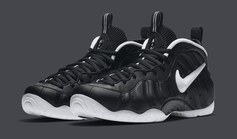Nike Foamposite Pro Dr Doom Black