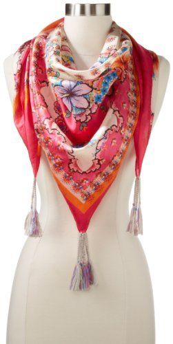 8d5f9b0fc Johnny Was Women's Ross Scarf on shopstyle.com | Boho Chic | Johnny ...