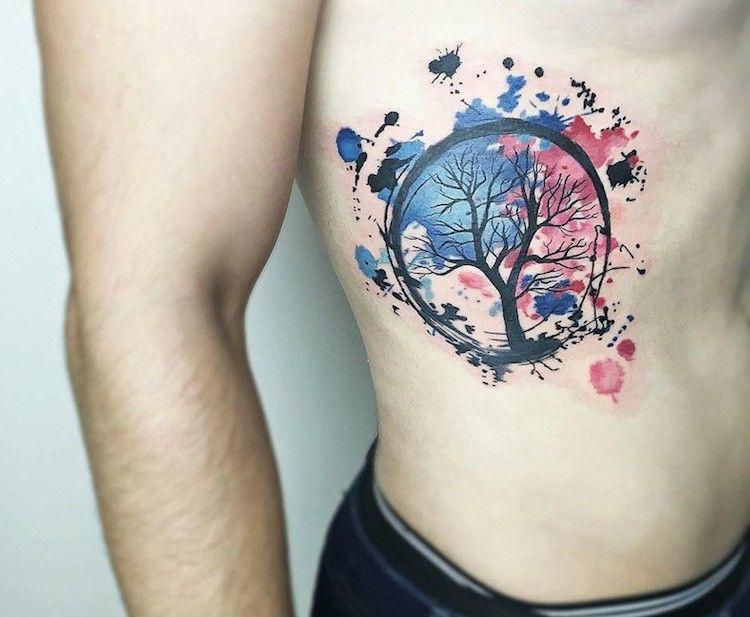Http Www Tttattoo Com En Tattoo Summertime 361 Tree Of Life