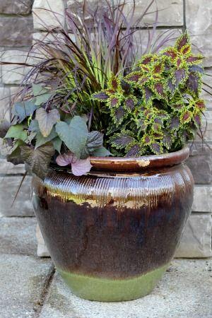 Flower Garden Ideas In Pots Delighful Flower Garden Ideas Using Pots In The  Admirable Simple