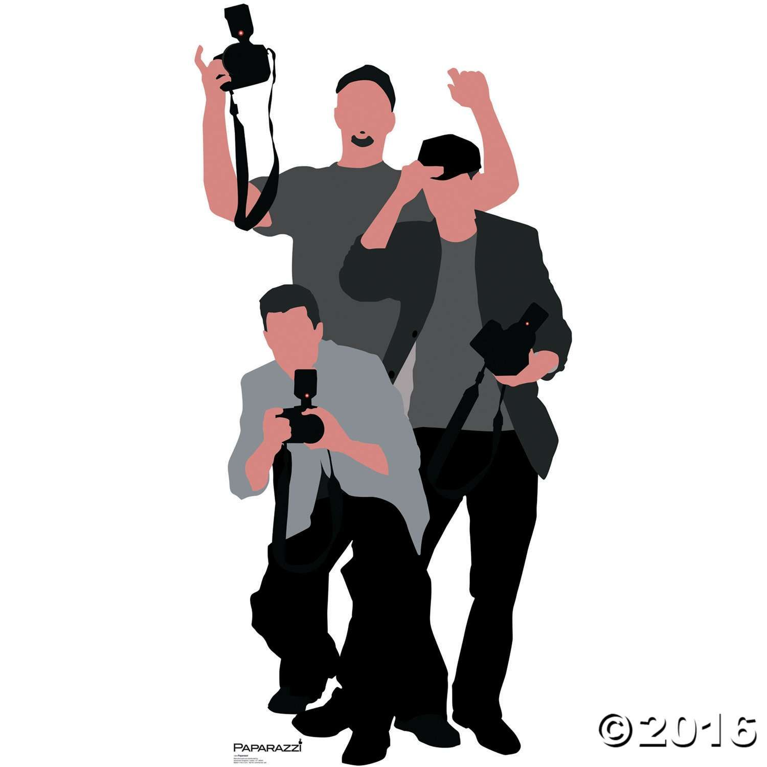 Paparazzi Stand-Up